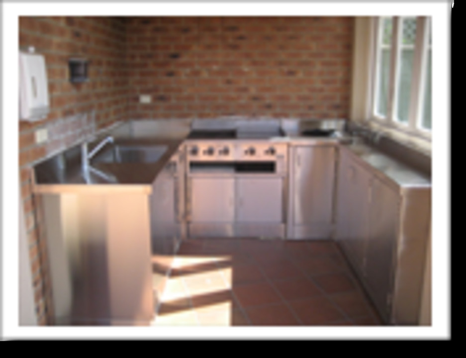 Outdoor kitchen complete commercial catering equipment for Outdoor kitchen equipment