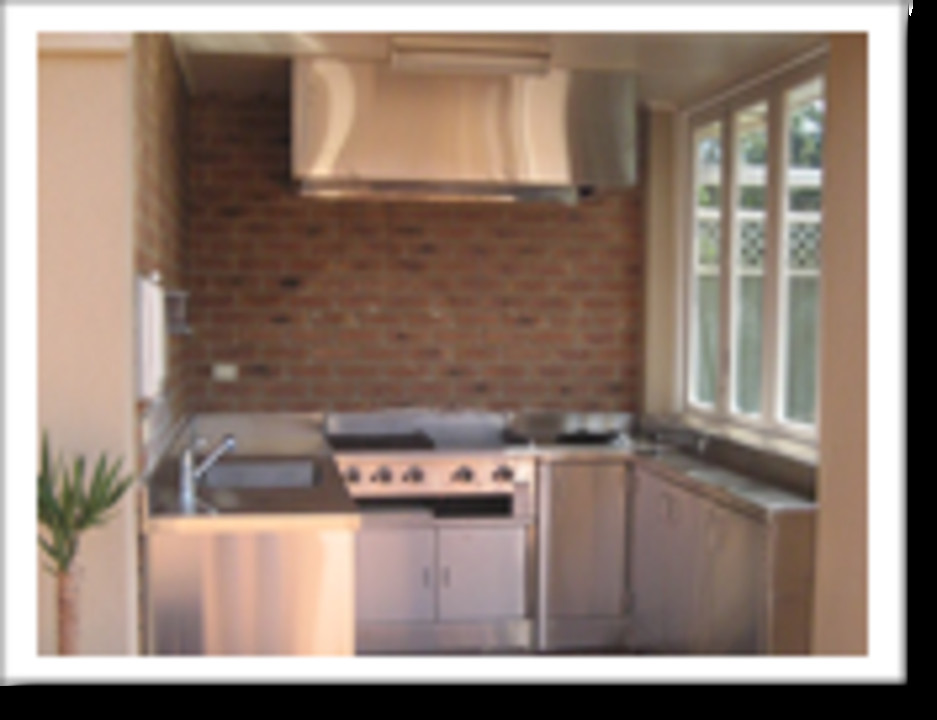 Outdoor Kitchen Complete Commercial Catering Equipment